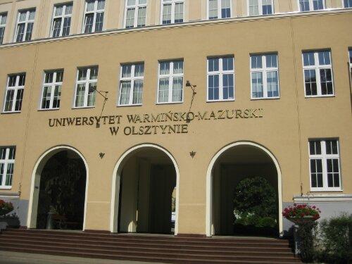 Universität von Warmia und Masuren