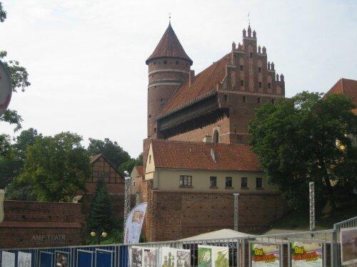 Die alte Festung beherbergt jetzt ein Museum.