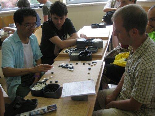 Kozo Hayashi analysiert auch für Anfänger.
