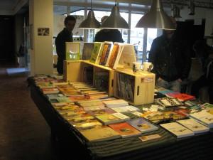 Bonn 2014: Bücherstand