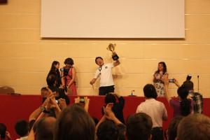 Der Europameister 2014: Fan Hui (Frankreich, 2p)