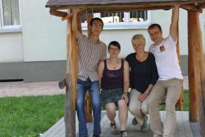 Viele Grüße aus Transsilvanien!