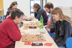 Runde 1: Tigerrachen Detmold gegen Ponnuki Paderborn