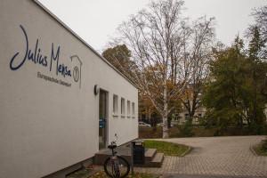 Die Mensa des Ostendorfgymnasiums in Lippstadt